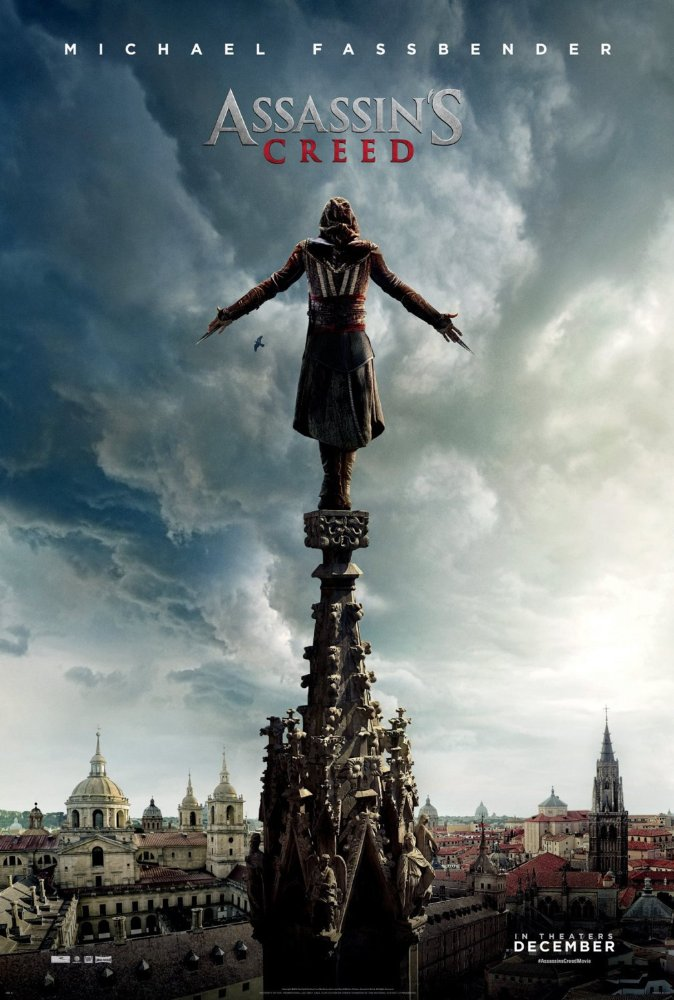 cinematogrill assassin's creed critique analyse 4
